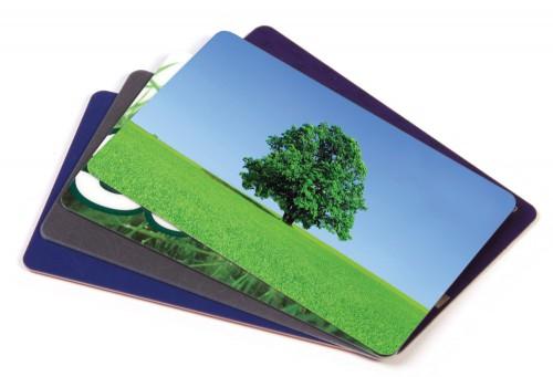Eco-Friendly plastic cards