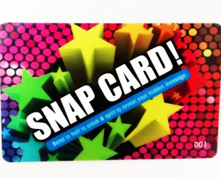 Snap Card