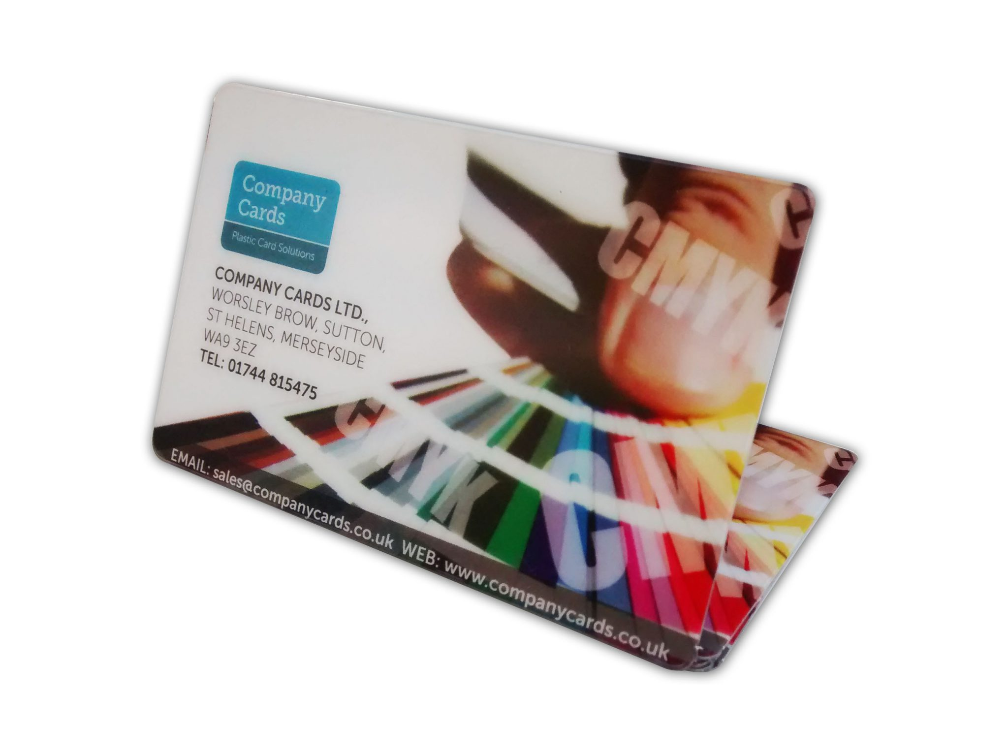 Plastic Business Cards Printing