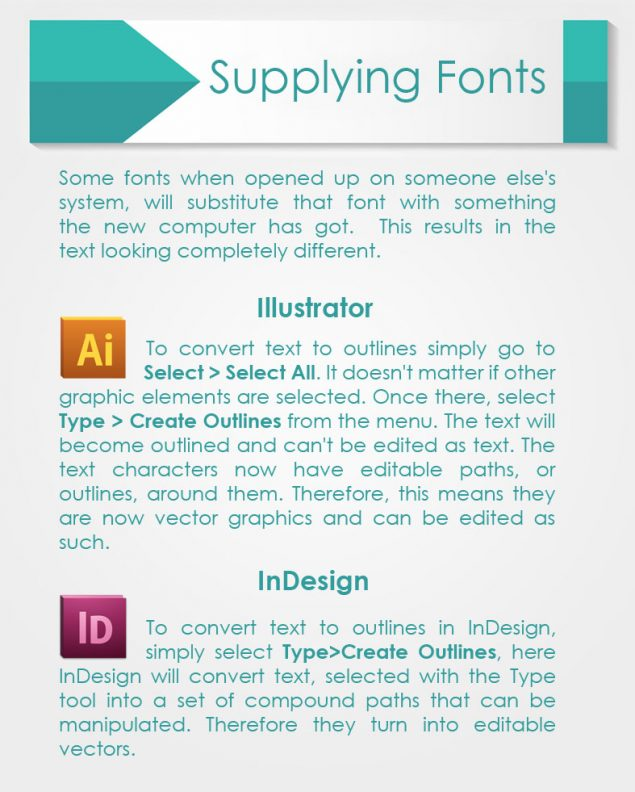 Supplying Fonts