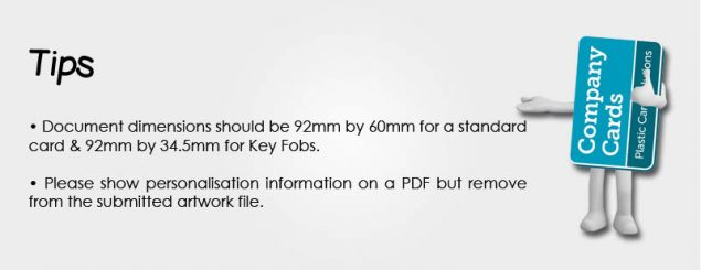 File Formats - Tips