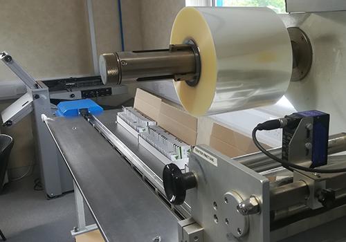 machine for card fulfilment