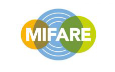 mifare logo for nfc