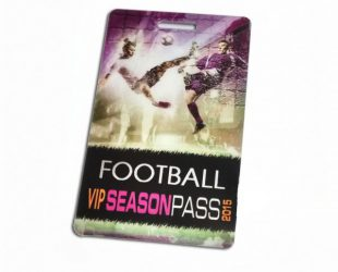 ports Memberhsip Card Purple