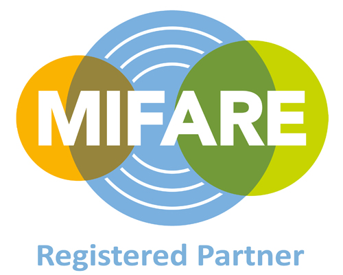 We are an official mifare registered partner