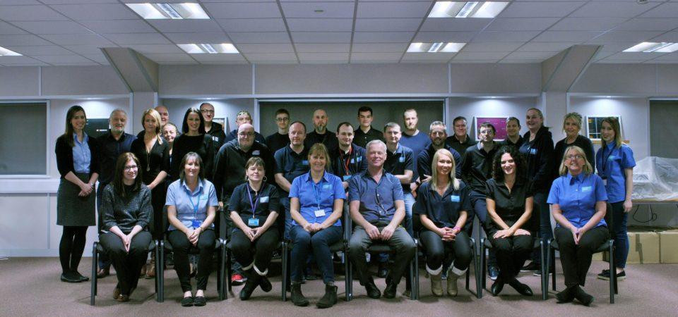 Staff Photograph