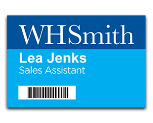 staff passes case study WHSmith